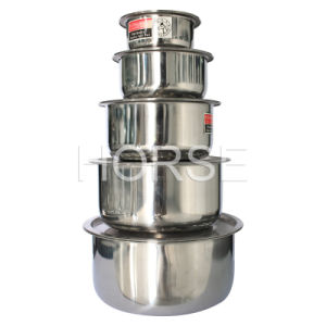 High Quality and Good Design India Pot Set (YD-001)