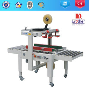 Semi Automatic Carton Sealer Europen Style Model As523 pictures & photos
