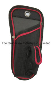 Multi-Function Tool Pouch Bag with Two Pockets for Handware (QH41016)
