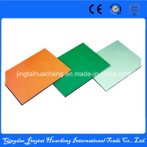 Aluminum-Plastic Composite Plate with Good Character pictures & photos