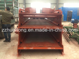 Double Layer Circular Vibrating Screen Machine for Stone pictures & photos