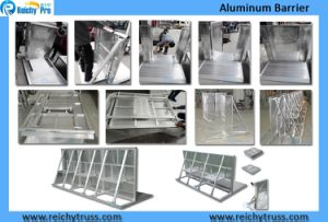 Folding Aluminum Barriers Aluminum Corner Barriers pictures & photos