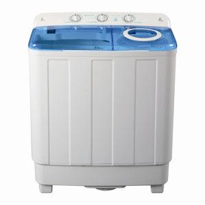 7.0kg Twin-Tub Top-Loading Washing Machine for Qishuai Model XPB70-7029SG pictures & photos