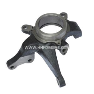 High Quality Forged Steel Steering Parts pictures & photos