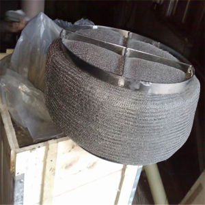 Distillation Columns Stainless Steel Wire Mesh Demister pictures & photos