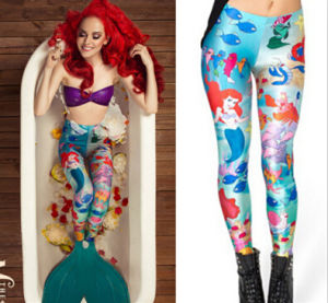 2015 Fashion Women 3D Printed Leggings (58580) pictures & photos