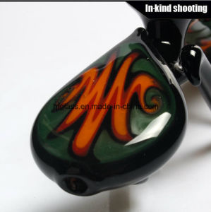 Smoking Pipes Colored Glass Art High Quality Hand Blown Pipe pictures & photos