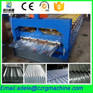 Dx Aluminium Metal Roof Sheets Making Machine pictures & photos