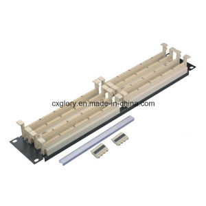 """19"""" Rack Mounted 200 Pairs Cable Block pictures & photos"""