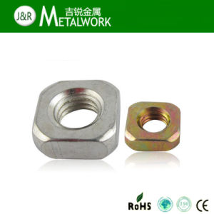 Stainless / Carbon Steel Square Thin Jam Nut DIN562 pictures & photos