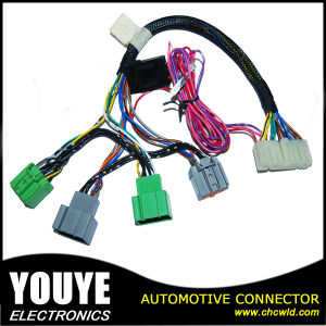 custom make connectors wiring harness high temperature custom make connectors wiring harness high temperature resistance 40c to 125c operating