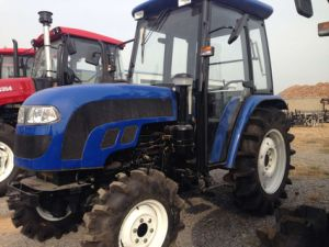 Huaxia 75HP 4WD Agriculture Tractor with Cabin CE/Coc Approved pictures & photos