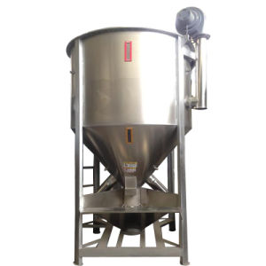 Recycling Plastic Flakes Mixing Machine for Modification pictures & photos