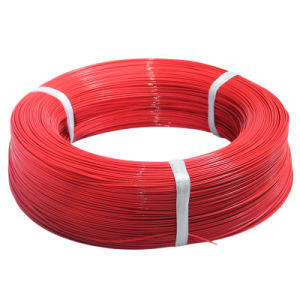 Insulated Fluoroplastic Wire 10AWG with UL1332 pictures & photos