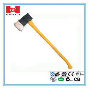 Camping Ax with Plastic Handle Case pictures & photos