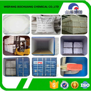 China Menufacturers Industrial Grade and Food Grade Additive Sodium Metabisulfite pictures & photos