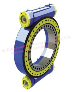 Module Trailer Slewing Drives (SE14 Inch) , Worm Gear Reducer pictures & photos