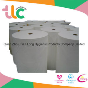 Good Price of Raw Materials for Sanitary Pads/ Sanitary Napkin/ Towels Nonwoven Fabric
