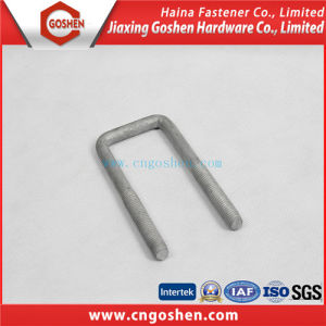 Stainless Steel U Bolt / DIN3570 U-Bolt with High Quality pictures & photos