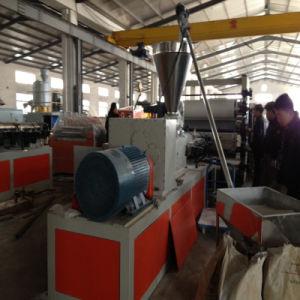 PVC Celuka Foam Board Production Line Plastic Machinery pictures & photos