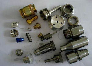 CNC Machining Parts by Customer′s Drawing