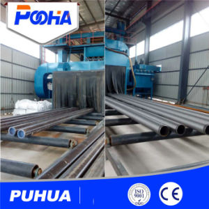 Ce Roller Conveyor Steel Structure Shot Blast Cleaning Equipment Price pictures & photos