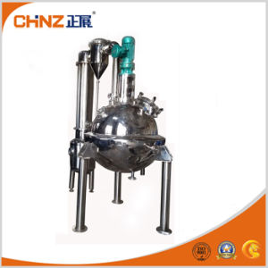Qn Series Ball Type Vacuum Concentrator (jam evaporator) pictures & photos