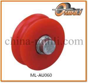 Solid Axle Bearing Coated with Plastic (ML-AU060) pictures & photos