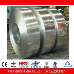 Hot Dipped Zinc Coated Gi Steel Coil Stocked pictures & photos