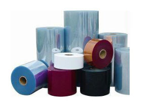 Plastic PVC Film for Thermoforming and Box pictures & photos