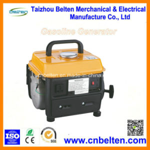 Professional Manufacturer of Gasoline Generator with 2 Stroke Engine pictures & photos