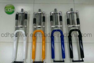 20/24/26 Inch Bicycle Fork, Suspension Fork, Shock Absorption Bicycle Fork pictures & photos