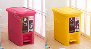 Suzhou Neway Dustbin with Double-Canopy pictures & photos