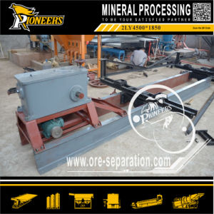 Tin Wilfley Vibrating Shaker Table Stannum Ore Mining Machine Price pictures & photos