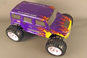 50km/H Fast Speed Hsp RC Monster Truck