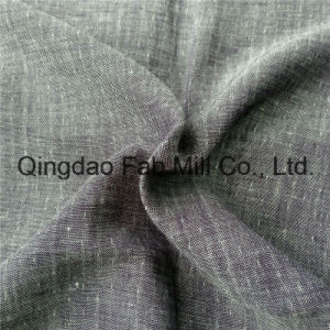 Jacquard Linen/Wool Double Layer Fabric (QF16-2477) pictures & photos