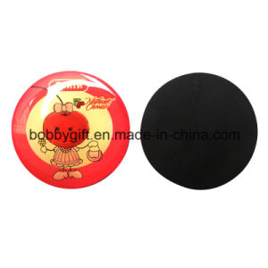 High Quality Fashion Cheap PVC Epoxy Fridge Magnet pictures & photos
