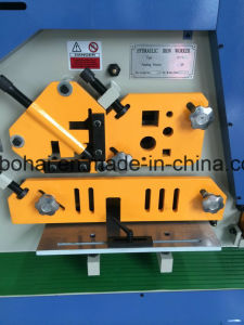 China Top Brand 26 Year Factory Sheet Metal Ironworker with Multi Function pictures & photos