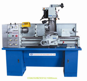 Lathe-Mill Combo Machine (EQ6230/32BZ) pictures & photos