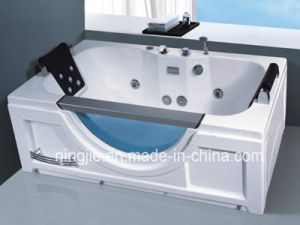 Modern Neck Massage Whirlpool Bubble Bathtub Nj-3031 pictures & photos