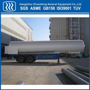 15m3 Liquid Nitrogen Oxygen Argon CO2 Semi Trailer Tanker pictures & photos
