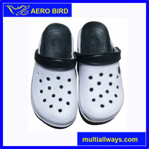 Simply White&Black High Quality Men EVA Sole Clogs pictures & photos
