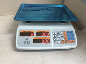 2016 New Design High Quality Waterproof Digital Scale for Seafood Acs-820 pictures & photos