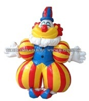 Clown Inflatable Mascot Costume, Walking Mascot pictures & photos