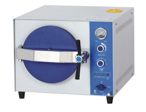 Tabletop Steam Sterilizer TM-Xb20j/ TM-Xb24j 20L 24L pictures & photos