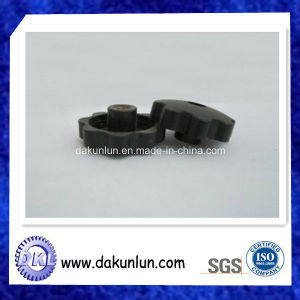 Switch Handle with Screw Nut Insert Molding Parts pictures & photos