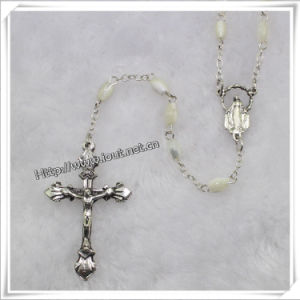 Religious Shell Beads Rosary, Catholic Rosary (IO-cr192) pictures & photos