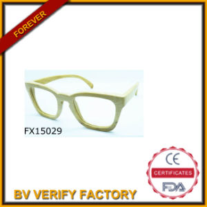 Handmade Simple Bamboo Sunglasses (FX15029) pictures & photos