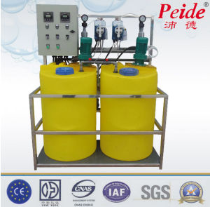 Chemical Dosing System in Water Treatment Plant pictures & photos