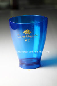 Plastic Ice Bucket Wine Cooler Cold Drinks Cooler pictures & photos